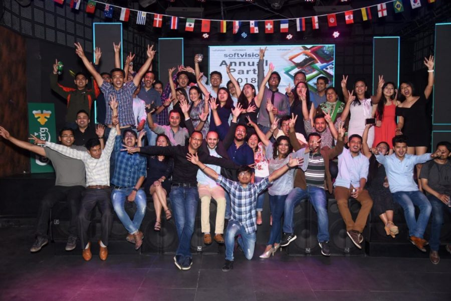 Nepal Annual Party