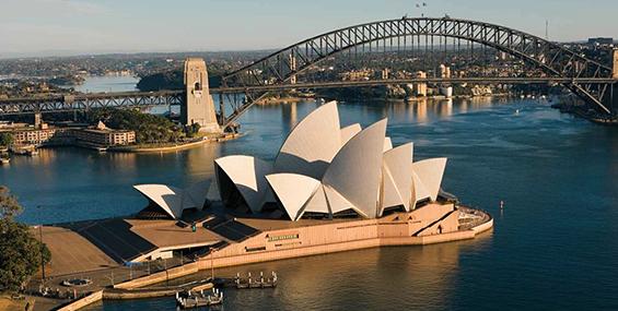Sydney studio image