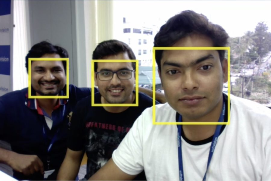Softvision - Face Detection with Vision - Core Image & OpenCV