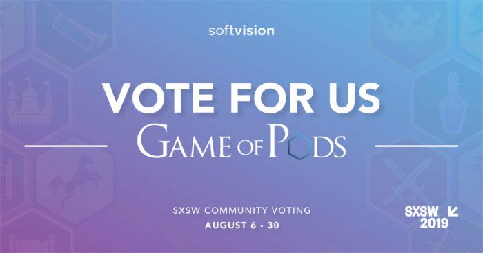 vote for pods