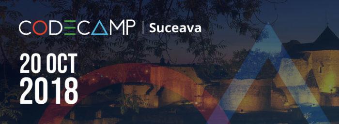 Codecamp Suceava 2018